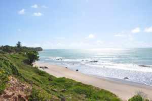 Praia Barreiras do Boqueirão  - Praias-360