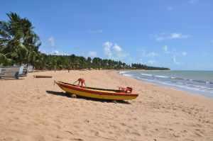 Praia de Japaratinga  - Praias-360