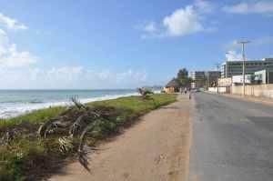 Praia Cruz das Almas  - Praias-360