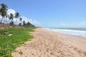 Praia de Jacarecica  - Praias-360