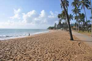 Praia de Jatiúca  - Praias-360