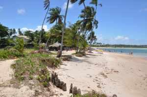 Praia de Sonho Verde  - Praias-360