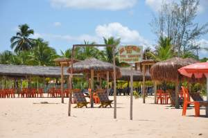 Praia Boca do Rio Carapitangui  - Praias-360