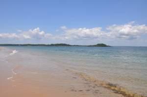Praia da Ilha do Campinho  - Praias-360