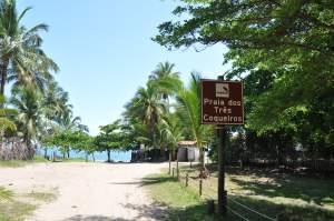 Praia dos Três Coqueiros  - Praias-360