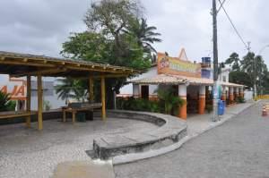 Praia de Barra do Jacuípe  - Praias-360