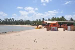 Praia Barra do Itariri - Praias-360