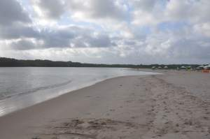 Praia da Barra do Rio Sauípe  - Praias-360