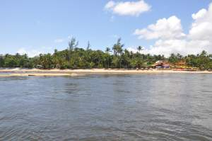 Praia Boca da Barra  - Praias-360