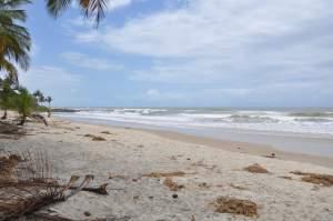Praia Back Door  - Praias-360