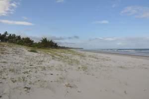 Praia da Vila Paraíso do Atlântico  - Praias-360