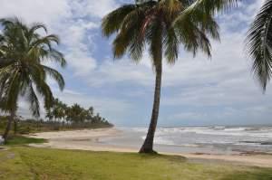 Praia de Olivença  - Praias-360