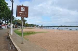 Praia da Coroa  - Praias-360