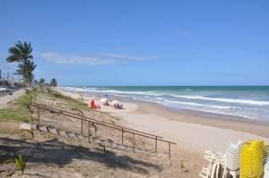 Praia de Ipitanga  - Praias-360