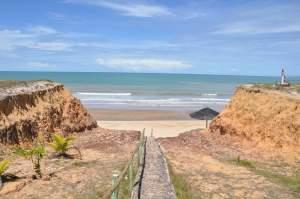 Praia da Costa Dourada - Praias-360