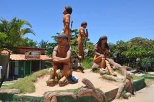 Praia Costa do Descobrimento  - Praias-360