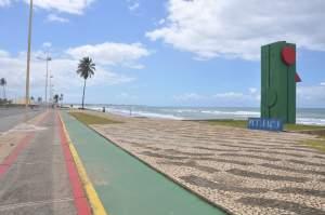 Praia de Pituaçu  - Praias-360