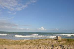 Praia Ponta de Itaquena  - Praias-360