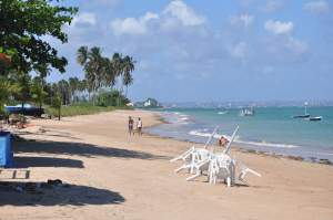 Praia Barra do Gil  - Praias-360