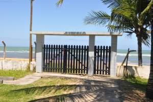 Praia do Condomínio Paratinga  - Praias-360