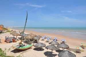 Praia de Canoa Quebrada - Praias-360