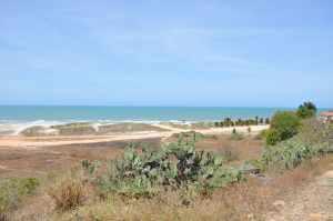 Praia de Morro Branco - Praias-360