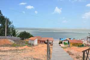 Praia das Barreiras