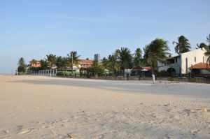 Praia do Cumbuco Início - Praias-360