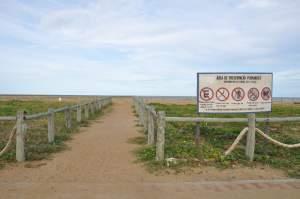 Praia do Centro  - Praias-360