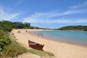 Praia da Bacutia - Praias-360