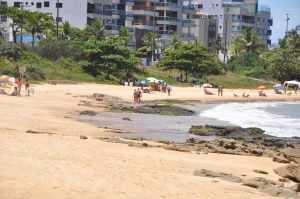 Praia de Peracanga - Praias-360