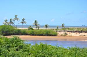 Praia de Barra Seca  - Praias-360