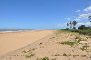 Praia Pontal de Povoação  - Praias-360