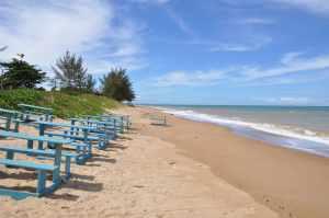 Praia da Lagoa de Dantas  - Praias-360