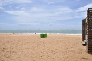 Praia de Itapuã  - Praias-360