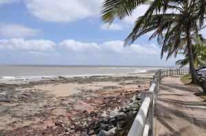 Praia da Ponta da Areia - Final  - Praias-360
