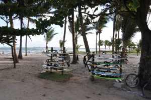 Praia Ponta de Campina