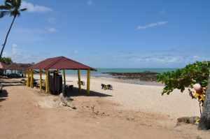 Praia de Carapibus  - Praias-360