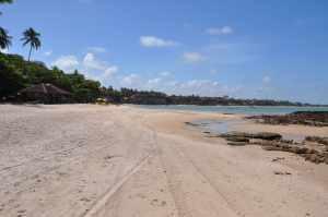 Praia de Tabatinga  - Praias-360