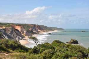 Praia de Tambaba  - Praias-360