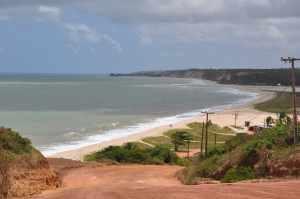 Praia de Barra de Gramame  - Praias-360