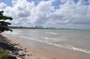 Praia de Cabo Branco  - Praias-360