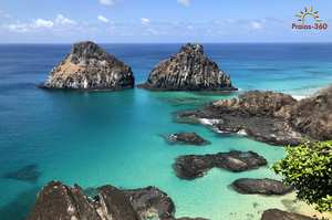 Praias de Fernando de Noronha - Praias-360