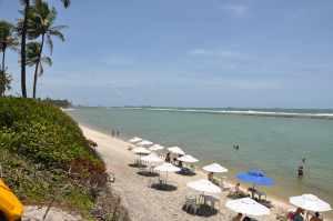 Praia da Gamboa  - Praias-360