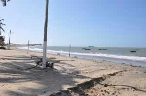 Praia Cajueiro da Praia - Praias-360