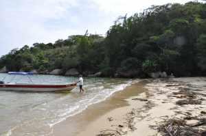 Praia de Ponta Grande - Praias-360