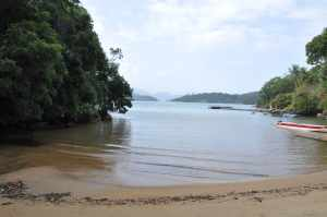 Praia da Biquinha