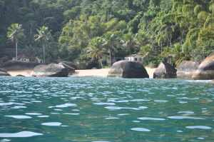 Praia de Itaguaçú