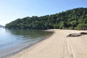 Praia de Quatiquara  - Praias-360