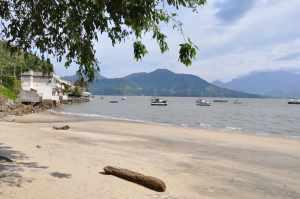 Praia de Taperinha  - Praias-360